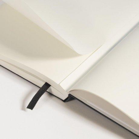 Leuchtturm1917 Notizbuch A4+ Master Classic schwarz liniert 2