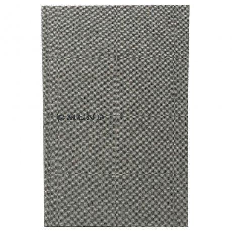 Gmund Projektbuch Leinen shade A4 2