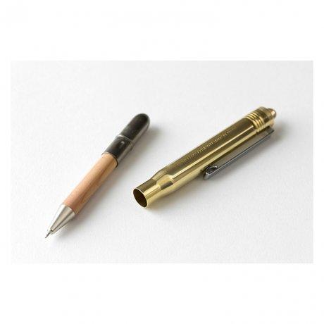 Traveller's Company Kugelschreiber aus Messing 2