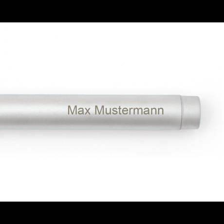 Faber-Castell Tintenroller Essentio Metall matt 2