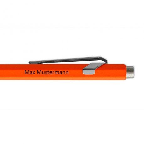 Caran d'Ache Kugelschreiber neonorange 2