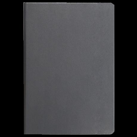 """Leuchtturm1917 Notizbuch """"L"""" slim anthrazit kariert 2"""