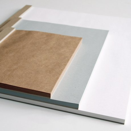 ITO Drawing Pad A3 Zeichenplatte grau 2