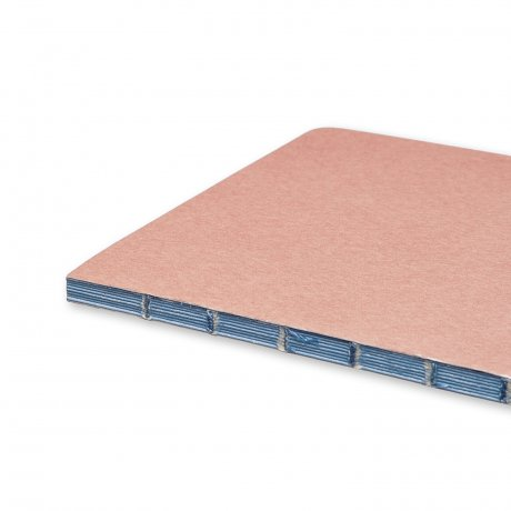 MOLESKINE® Chapters S rose 2