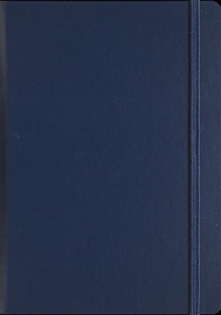 Leuchtturm1917 Paperback Softcover marine blanko 2