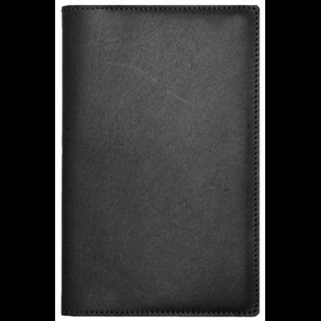 Ledercover für Moleskine A5 schwarz 2