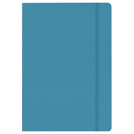 "Leuchtturm1917 Notizbuch ""L"" slim nordic blue blanko 2"