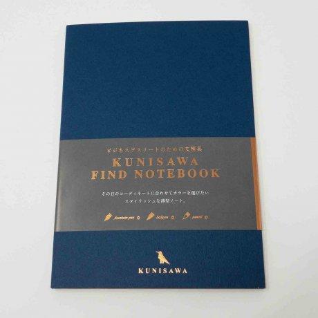 Kunisawa Find Slim Notizbücher Softcover A5 2