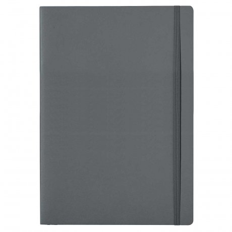 Leuchtturm1917 Paperback Softcover anthrazit liniert 2