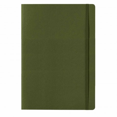 Leuchtturm1917 Paperback Softcover army dotted 2