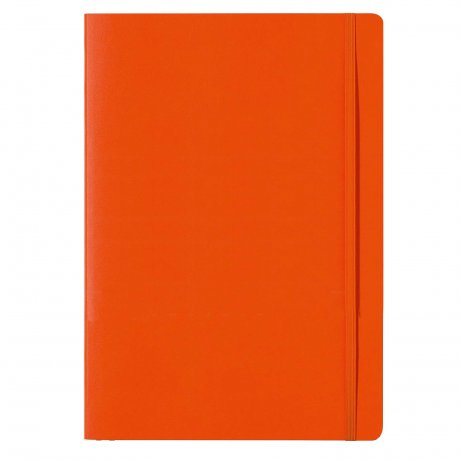 Leuchtturm1917 Paperback Softcover orange liniert 2