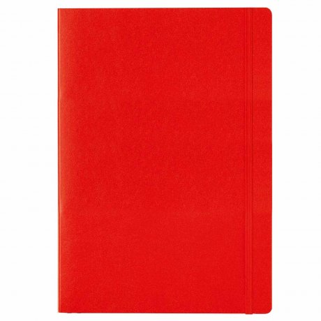 Leuchtturm1917 Paperback Softcover rot dotted 2