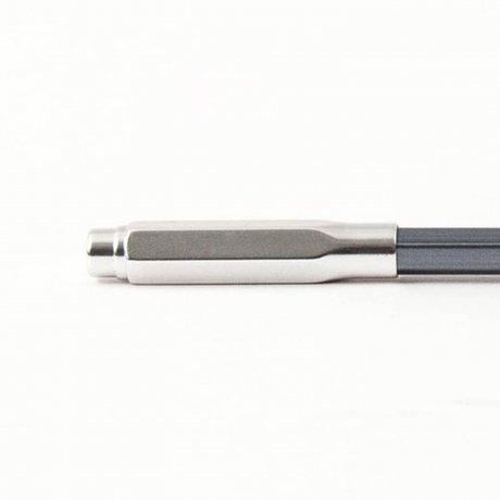 Point Guard von Blackwing | silber | Spitzenschutz für Bleistifte 2