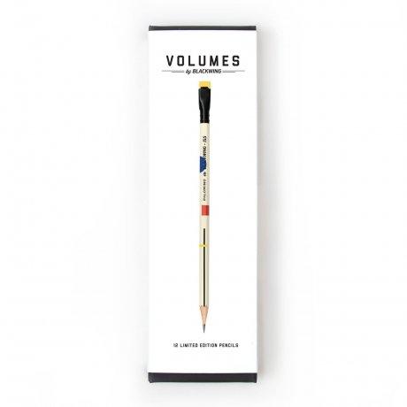 Bleistift Blackwing Volumes 155 | Box mit 12 Bleistiften 2
