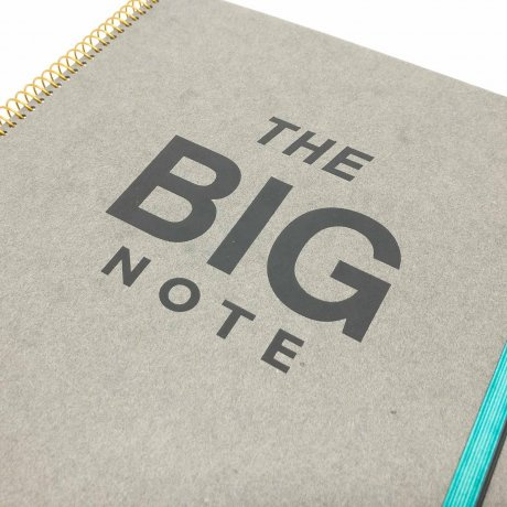 The Big Note | Ringbuch von jstory 2