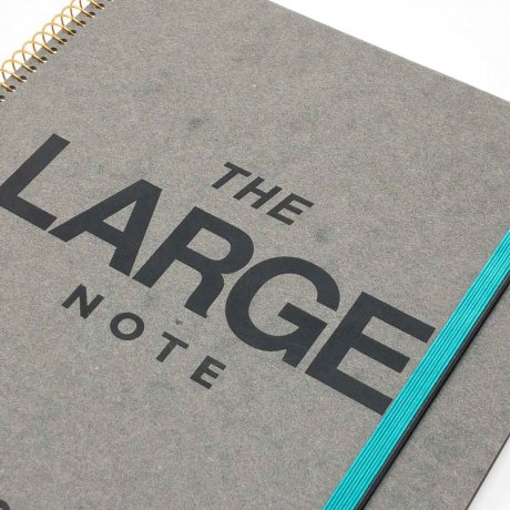 The Large Note | Ringbuch von jstory 2