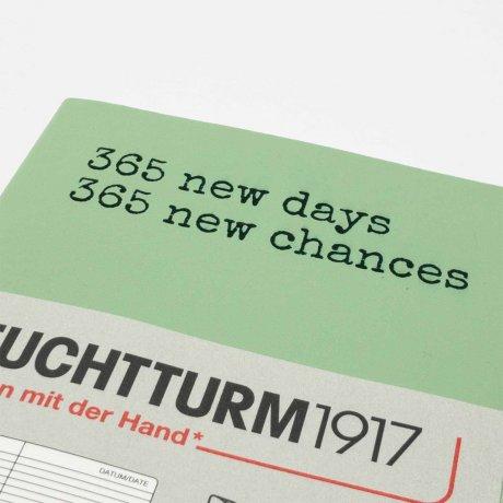 "Leuchtturm1917 Notizbuch Softcover ""M"" salbei blanko 2"