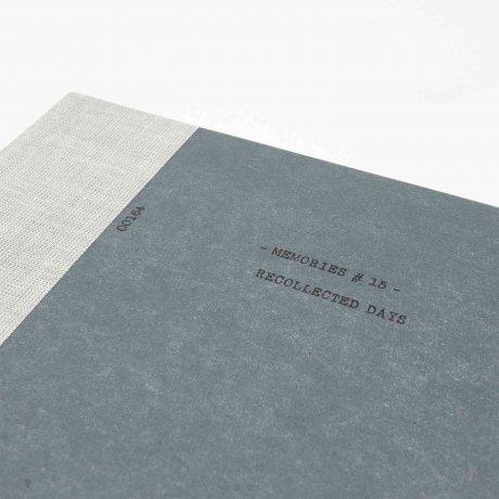 Free Note L | Notizbuch von o-check-design blau 2