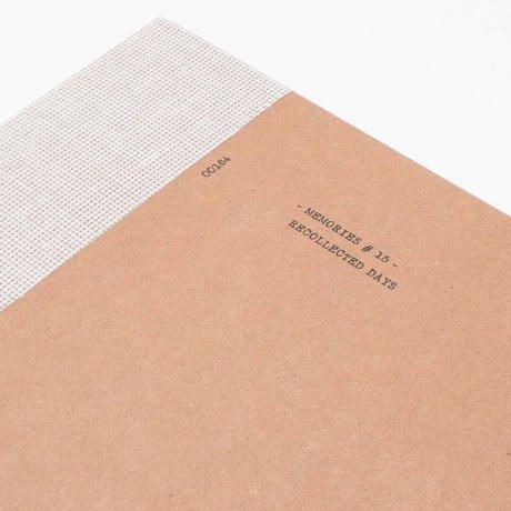 Free Note M | Notizbuch von o-check-design braun 2
