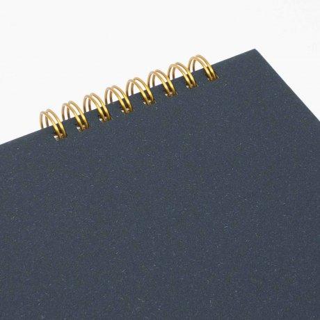 Ring Memo | Notizbuch von o-check-design schwarz 2