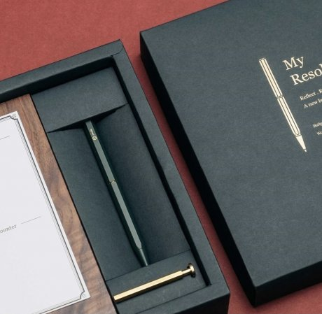 ystudio Ballpoint Pen Gift Set | My Resolute 2