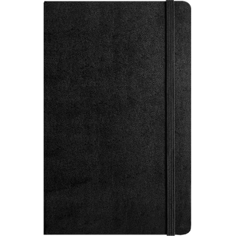 "MOLESKINE® Notizbuch ""L"" Hardcover schwarz dotted - expanded 2"