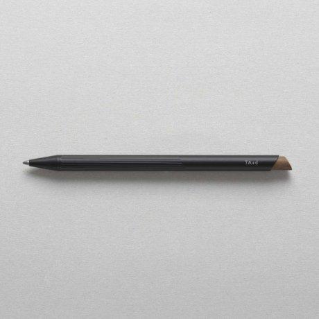 Kugelschreiber Bambus schwarz 2