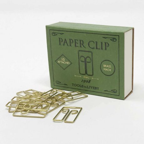 Paper Clips Owl 2