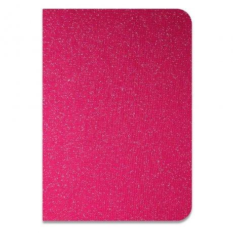 meinnotizbuch wow books notizheft mit glitzer leinen einband in a5 pink dotted online kaufen. Black Bedroom Furniture Sets. Home Design Ideas