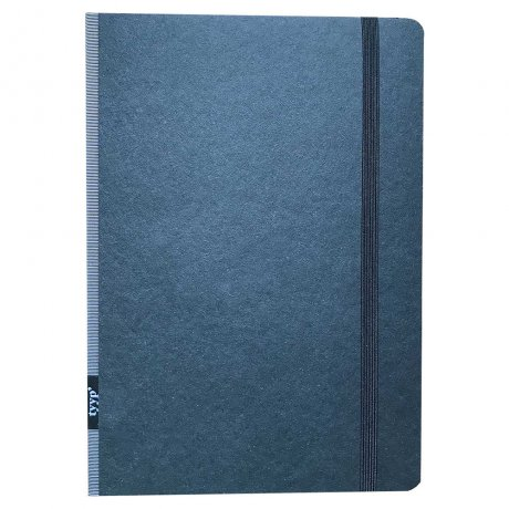 tyyp Notizbuch Softcover A5 schwarz-grau 2