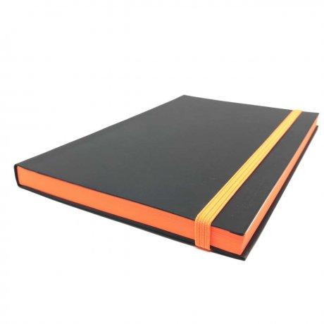 Nuuna schwarz/orange 3