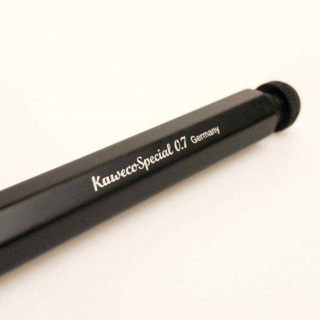 Kaweco Special Druckbleistift 0,7 schwarz M 3