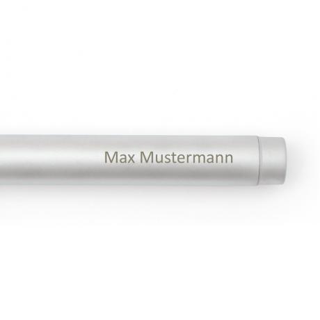 Faber-Castell Tintenroller Essentio Metall matt 3