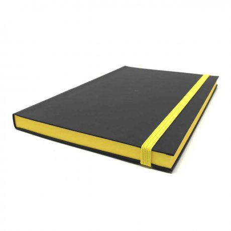 Nuuna schwarz/gelb 3