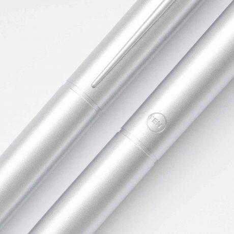 Origin Kugelschreiber von Ten Stationary | Silber 3