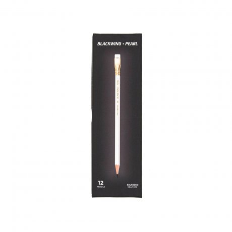 Bleistift Blackwing Pearl | Box mit 12 Bleistiften 3