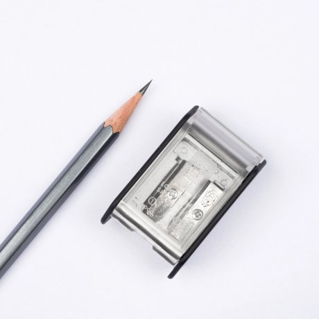 Blackwing Doppelspitzer Longpoint | Bleistift Anspitzer zweistufig 3