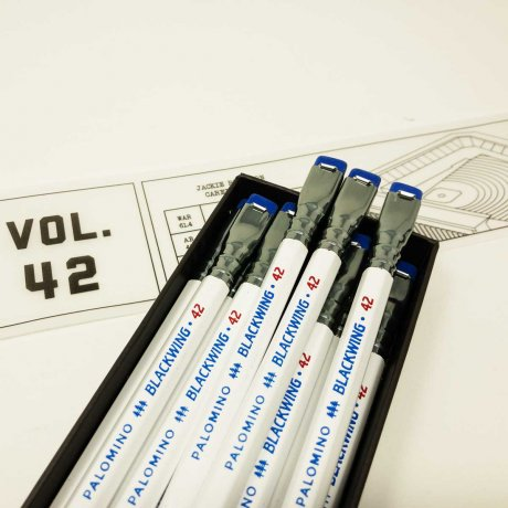 Bleistift Blackwing Volumes 42 | Set mit 12 Bleistiften 3