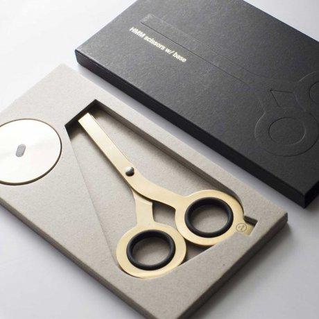 Schere von HMM | Japanischer Stahl gold 3