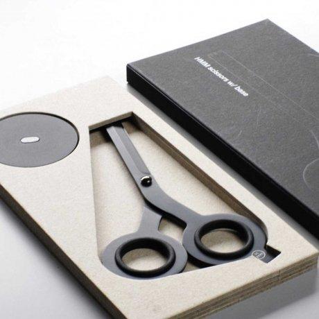 Schere von HMM | Japanischer Stahl schwarz 3