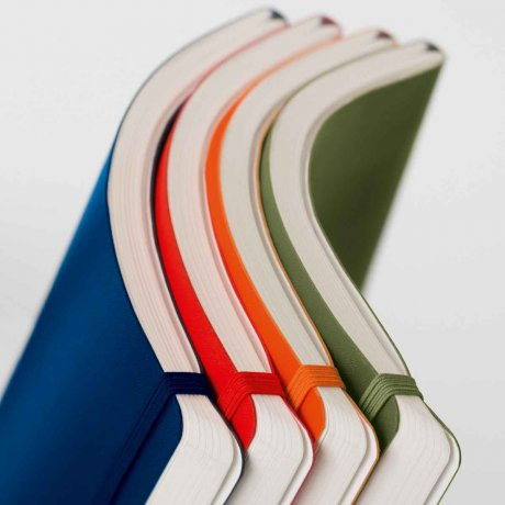 Leuchtturm1917 Notizbuch B5 Softcover smaragd dotted 3