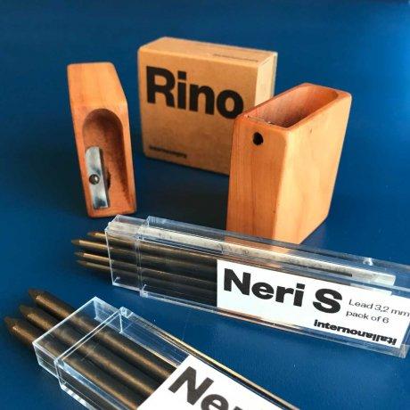 Rino Spitzer 5,6    Für Neri Minen 3