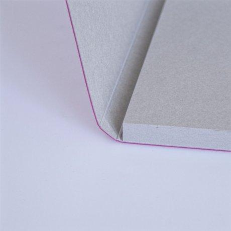 Gmund Notizbuch PinkGrau A5 3