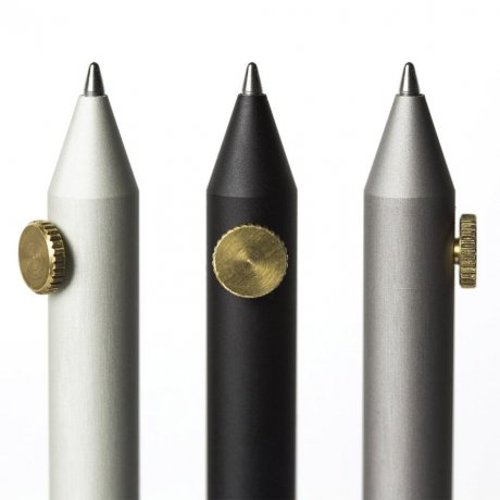 Neri Kugelschreiber grau 3