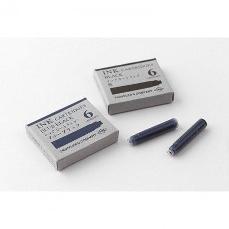 Traveller's Company Tinte schwarzblau 3