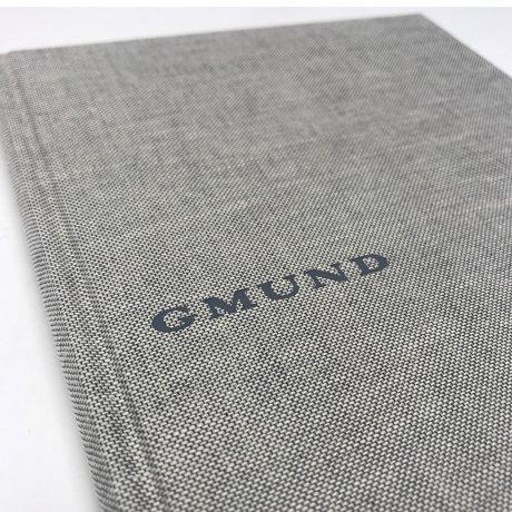 Gmund Projektbuch Leinen shade A4 4