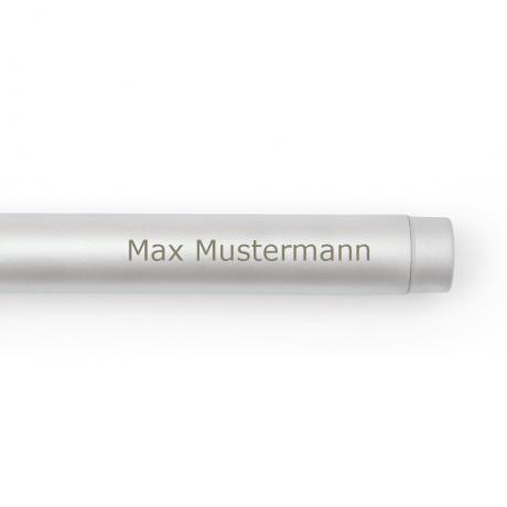 Faber-Castell Tintenroller Essentio Metall matt 4
