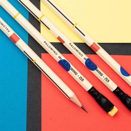 Bleistift Blackwing Volumes 155 | Box mit 12 Bleistiften 4