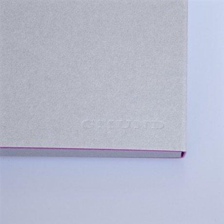Gmund Notizbuch GrauPink A5 4