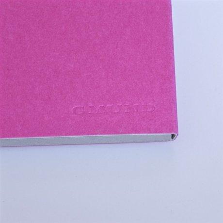 Gmund Notizbuch PinkGrau A5 4